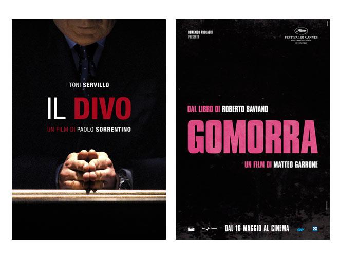 Gomorra di matteo garrone e il divo di paolo sorrentino italia 2008 - Il paolo regista de il divo ...